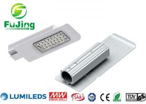 China Parking Lot  Area Led Street Light Heads , 30W / 40W Outdoor Street Lamp Corrosion Resistance on sale