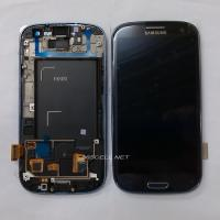 Samsung Galaxy S3 i9300 LCD and digitizer assembly Blue and White color
