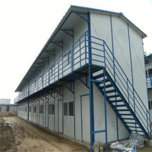 China light steel structure modular prefabricated homes for worker houses on sale