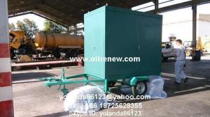 China Planta de filtrado móvil de aceite del transformador | Purificador de aceite móvil de larga distancia del transformador del vacío on sale