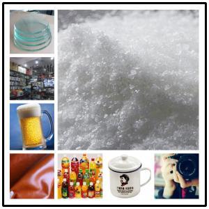 China GB 15358-2008 DL-Tartaric Acid Food Additives Ingredients 99.5% Min Cas 133-37-9 on sale