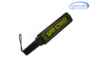 China Professional Metal Detectors For Police Office?, Digital Super Scanner With 22 Khz Working Frequency on sale