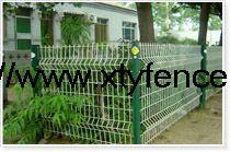China decorative flower garden fencing on sale