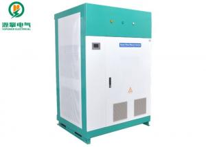 China 200KW On Off Grid Hybrid Solar Inverter With Mitsubishi IPM Power Module on sale