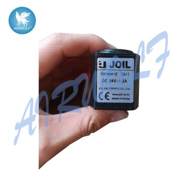 JOIL pulse valve coil make in korea black solenoid coil