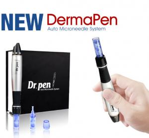 Home use chargeable electric derma pen with ce certificate