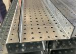 Metal Steel Lintel Bracket Perforated Door Lintel 103mm For Construction