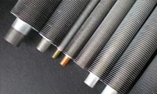 China SA210 GR A / C Heat Exchanger Fin Tube Carbon Steel Bolier Tube G Base Radial Cooling on sale