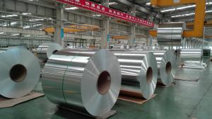 China DC / CC A1050 1060 3003 5052 5474 5083 6061 8011 Decoration Aluminum Trim Coil on sale