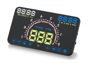 China E350 HUD Obd2 Trip Computer Speeding Warning Speedmeter OBD2 Plug 5.8  12Vdc / 400mA on sale