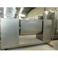 CH -500 Tank Type Powder Mixing Machine 300L / Batch With Pneumatic Slide For Outlet