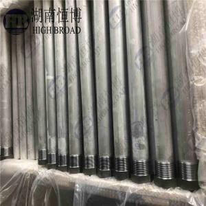 China Solar Water Heater Anode Rod With Screw Thread NPT ASTM B 843 -1995 on sale