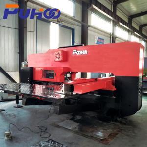 AMADA -357 CNC Punching Machine , Automotive Beam CNC Punch