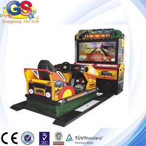 China 2014 4D racing car game machine,3d car driving simulator equipment game machine on sale