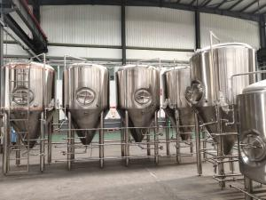 China Stainless steel beer brewery equipment 5bbl 10bbl on sale