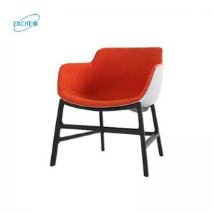 China Factory Cheap hotel room single design hand sofa chair on sale