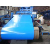 15 - 20 micron polyester + 5 micron primer LFQ AZ Prepainted Color Steel Coils / coil