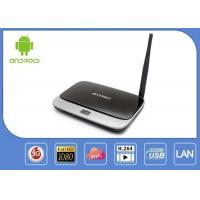 RK3188 ARM Cortex-A9 X6 IPTV Android Smart TV Box With 16GB Nand Flash