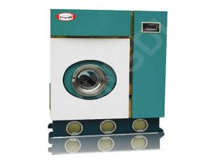 China 8kg Automatic Dry Cleaning Machine Perchlorethylene Laundry Equipments on sale