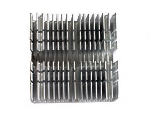 China CNC Machining Aluminum Heatsink Extrusion Profiles 6061 T6 / T66 For Trains Machinery on sale