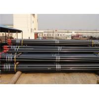 China 1/8 -24 Inch Welded Oil Well Casing Pipe API 5CT PSL1 PSL2 With Black Varnish Surface Treatment on sale