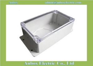 China 200*120*75mm IP65 Waterproof Housing Outdoor plastic box for electronic project wholesale on sale