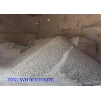 Green Sand Mold Absorbent Foundry Bentonite Montmorillonite / Smectite Clay