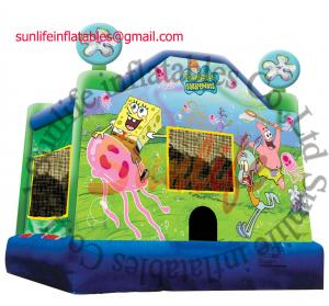 China Toddler Inflatable Princess Bouncy Castle With Fire Retardant And Waterproof on sale
