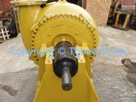 China Low noise high quality gravel sand dredging pump on sale