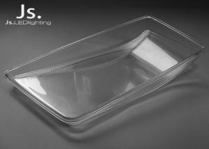 China Head Lamp Original LED Glass Lens Cover , glass Headlight Covers OEM Auto Parts For BMW on sale