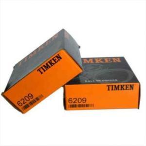 China Original TIMKEN Transmission Ball Bearing 6209 Deep Groove Ball Bearing 6209 made in USA on sale