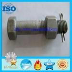 Special Hexagon bolts with holes,Bolt with hole, Bolt with Hole in Head ,Hex head bolts,High tensile hex bolt with hole