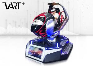 China Entertainment Virtual Reality XD Simulator Machine VR Racing Car for VR Park on sale