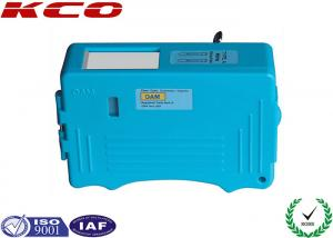 China Plastic Optical Fiber Connector Cleaner Box / Fiber Optic Cleaning Tool on sale