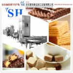 Saiheng Fully automatic Wafer biscuit machine of 2500~7500kg/d from China