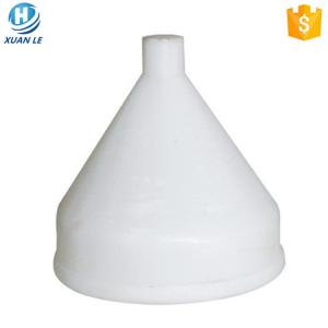 China 25*36cm stackable food grade large plastic funnel for sale on sale