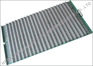 China Corrugated Pinnacle Shale Shaker Screen For HP600 Shale Shaker / Mud Cleaner on sale