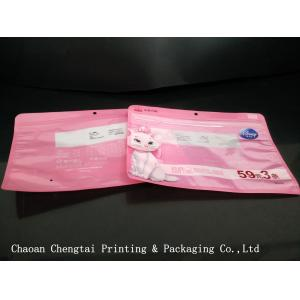 China Standard  Color Clothing Packaging Bags For Glove / Cap / T - Shirts on sale