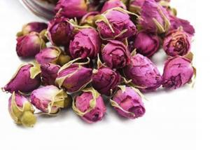 China 18 Months Shelf Life Flower Fruit Tea Fresh Rose Buds Raw Material Good For Health on sale