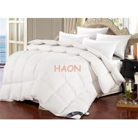 China Oeko Tex Hotel Duvet Hotel Quilt Comforter Inner Goose Down on sale