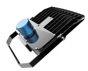 China 100 Watt LED Shoebox Light / Led Street Light Fixtures With Microwave Sensor on sale