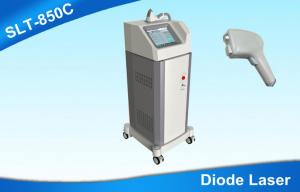 China Unique Designed Cooling Diode Laser Hair Removal Machine For Beauty Salon / Clinics on sale