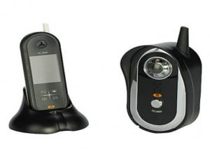 China Digital Visual Villa Video Door Phone 2.4ghz With Night Vision on sale