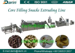 China CE Approved 500kg/hr Corn puffed rice making machine Continuous and automatic on sale