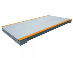 China Anti Corrosion Electronic Above Ground Truck Scales Max Load Capacity 150T on sale