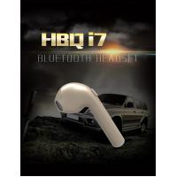 HBQ i7 Portable Mini Wireless Single Ear Bluetooth 4.1 Headset Stereo Music Earbud for Smart Phones