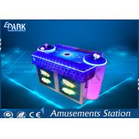 Battle Gear Electronic Coin Pusher Game Machine For Shopping Center