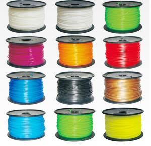 China Cheap China MINGDA 3D printer filement,pla&abs high quality 3D printer filement! on sale