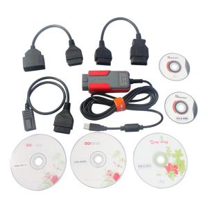China DC 5 V - 36 V MVCI TOYOTA TIS, HONDA HDS, VOLVO DICE Auto Diagnostics Tools on sale