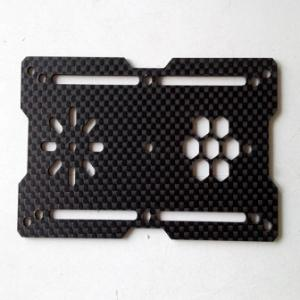 China Customized Hot Sale CNC 3K Carbon Fiber part on sale